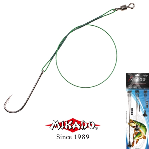 STRUNE MIKADO ZG11-014 -30buc+CARLIG 15/20/25cm/10kg