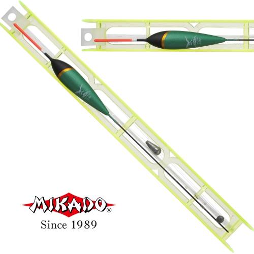 MONTURA pluta 033 - 1,0 g fir 0.14/0.12mm ,carlig 16