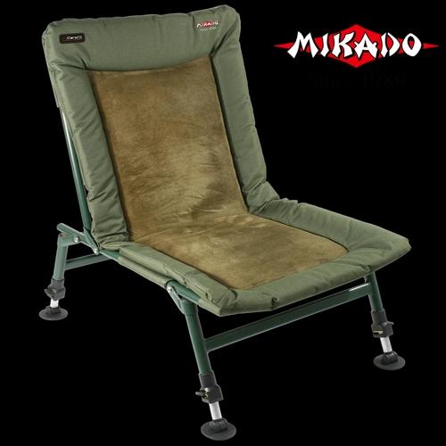 SCAUN CRAP MIKADO RC005 SOFT  (62 x 48 x 33/77 cm)