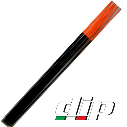 VARF FIBRA DIP BLACK/FLUO 7.0X70
