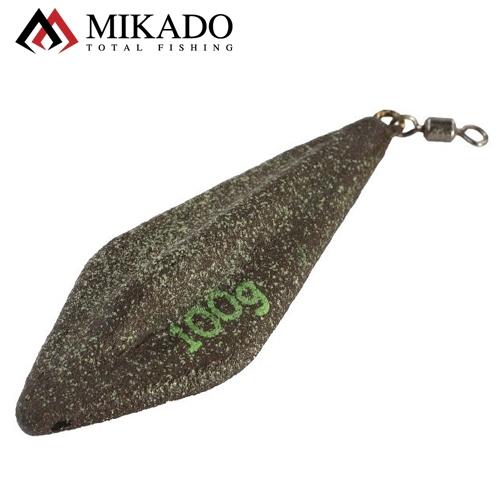 PLUMB MIKADO CRAP TRILOB - 130 g - 10 BUC