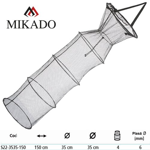 JUVELNIC MIKADO BASIC 35cm x 150cm