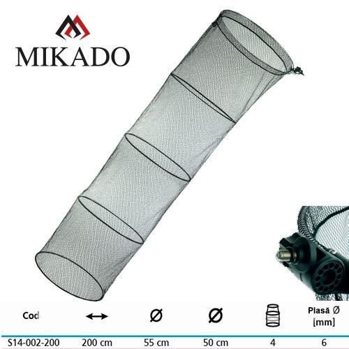 JUVELNIC MIKADO 55/50cm x 200cm S14-002-200