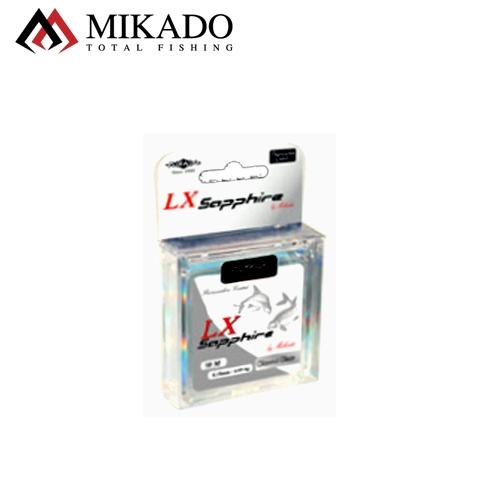 FIR MIKADO LX SAPPHIRE CLASSIC CLEAR  0.18mm  50m