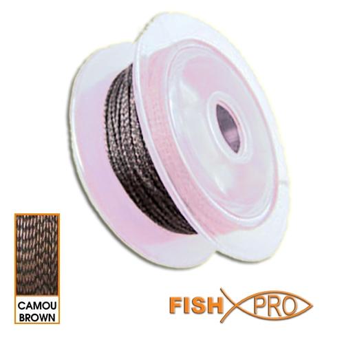 FIR CHAMPION CARP LinQ CAMO-BROWN     25lbs           5m