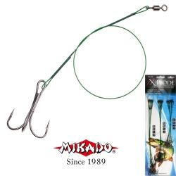 STRUNE MIKADO ZG11-013 -30 buc+ANCORA 15/20/25cm/10kg