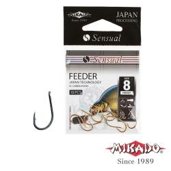 CARLIGE SENSUAL FEEDER 9307F NR. 12 Black N.  10buc