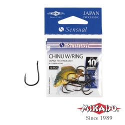 CARLIGE SENSUAL - CHINU  W/RING   Nr. 8 Black N.    10buc