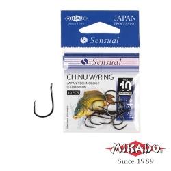 CARLIGE SENSUAL - CHINU  W/RING   Nr.10 Black N.   10buc