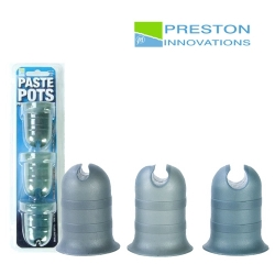 PRESTON CUPE SET PASTE POT LARGE 12mm        3buc