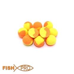 POP-UP Fluo DUO 12 mm Orange/Yellow       20g
