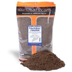 SONUBAITS Supercrush Exploding Fishmeal Feeder (2KG)