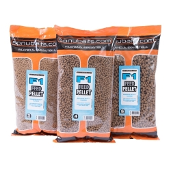 SONUBAITS Feed Pellet F1  2mm   900g