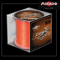 FIR CARP OCTA BRAID  016 ORANGE 300M