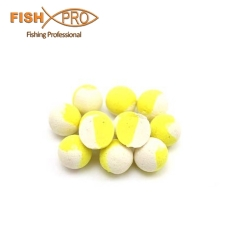 FLUO POP UP DUO 12 mm WHITE/ Yellow  20g