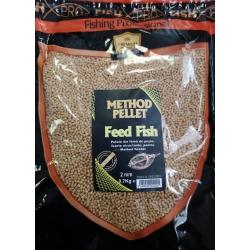 FISH PRO PELETE FEED-FISH 2mm   700g
