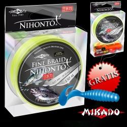 FIR TEXTIL NIHONTO FINE B.150m 023  FLUO