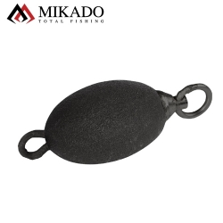 PLUMB SOMN CLONKER LEAD (BLACK) 100g - 1buc