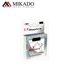FIR MIKADO LX SAPPHIRE CLASSIC CLEAR LEADER 50m 020mm