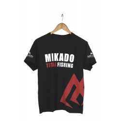 TRICOU MIKADO BLACK  S
