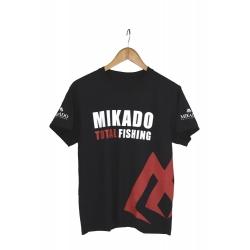 TRICOU MIKADO BLACK XXL