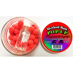 METHOD BAIT POP-UP 8mm + Aroma CAPSUNI & FRAGUTE