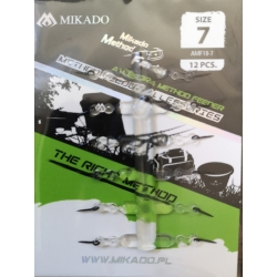 AC MOMEALA CU CONECTOR DE SILICON 7mm - 12buc