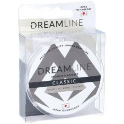FIR DREAMLINE CLASSIC (CLEAR) - 0.22mm  5.72kg  150m