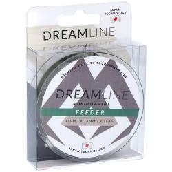 FIR DREAMLINE FEEDER (MOSS GREEN) - 0.24mm  7.68kg  150m