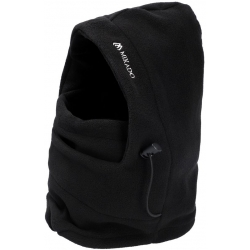 CAGULA FLEECE FACE MIKADO BLACK