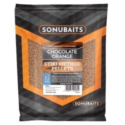 Sonu Stiki Method Pellets Chocolate Orange - 2mm