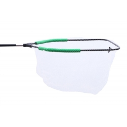 CAP MINCIOG MIKADO - 50/40cm - Nylon Cu PLUTITOR ochi plasa 6mm