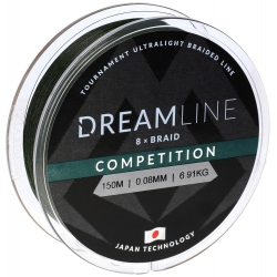 FIR TEXTIL DREAMLINE COMPETITION - 0.23mm/23.61kg/150m - GREEN