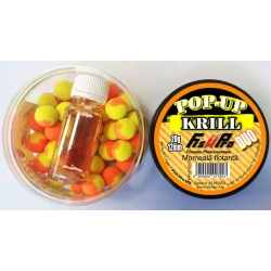 POP-UP DUO FISH PRO 12MM KRILL 20g