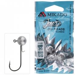 CAP JIG MIKADO - JAWS CLASIC - 10gr-1 BN - 3buc