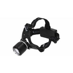 LANTERNA MIKADO DE CAP - 550 LUM + UV
